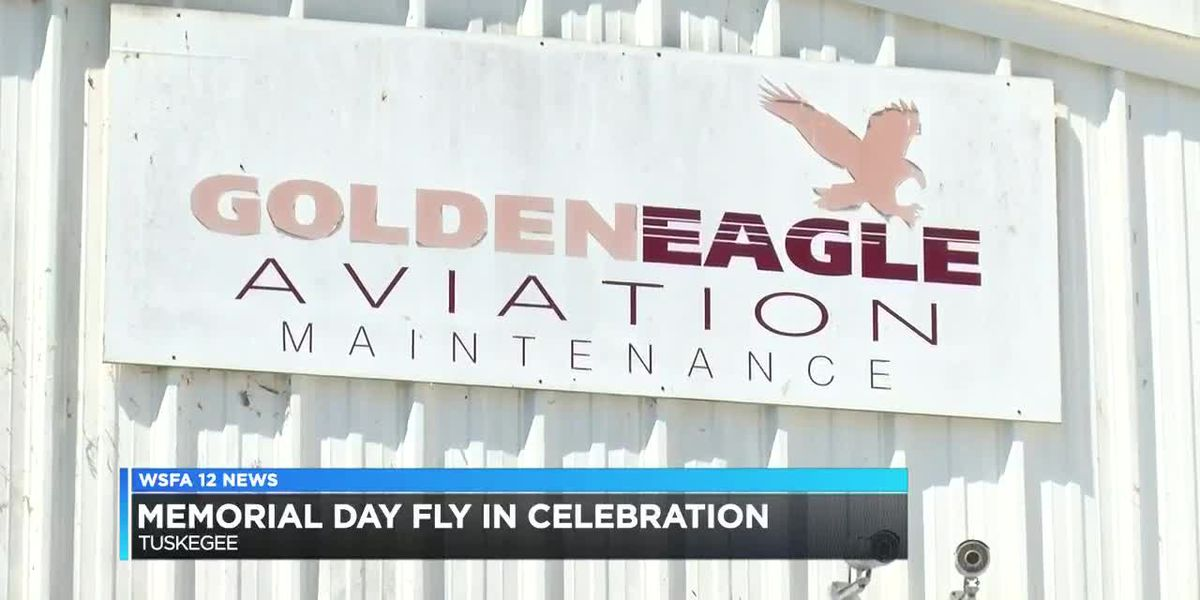 Tuskegee hosts Memorial Day Fly-in celebration