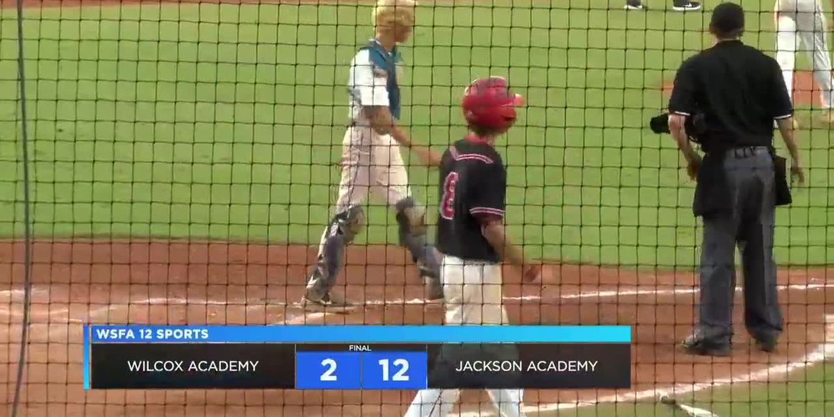 Jackson Academy forces Game 3 in AISA 1A title series