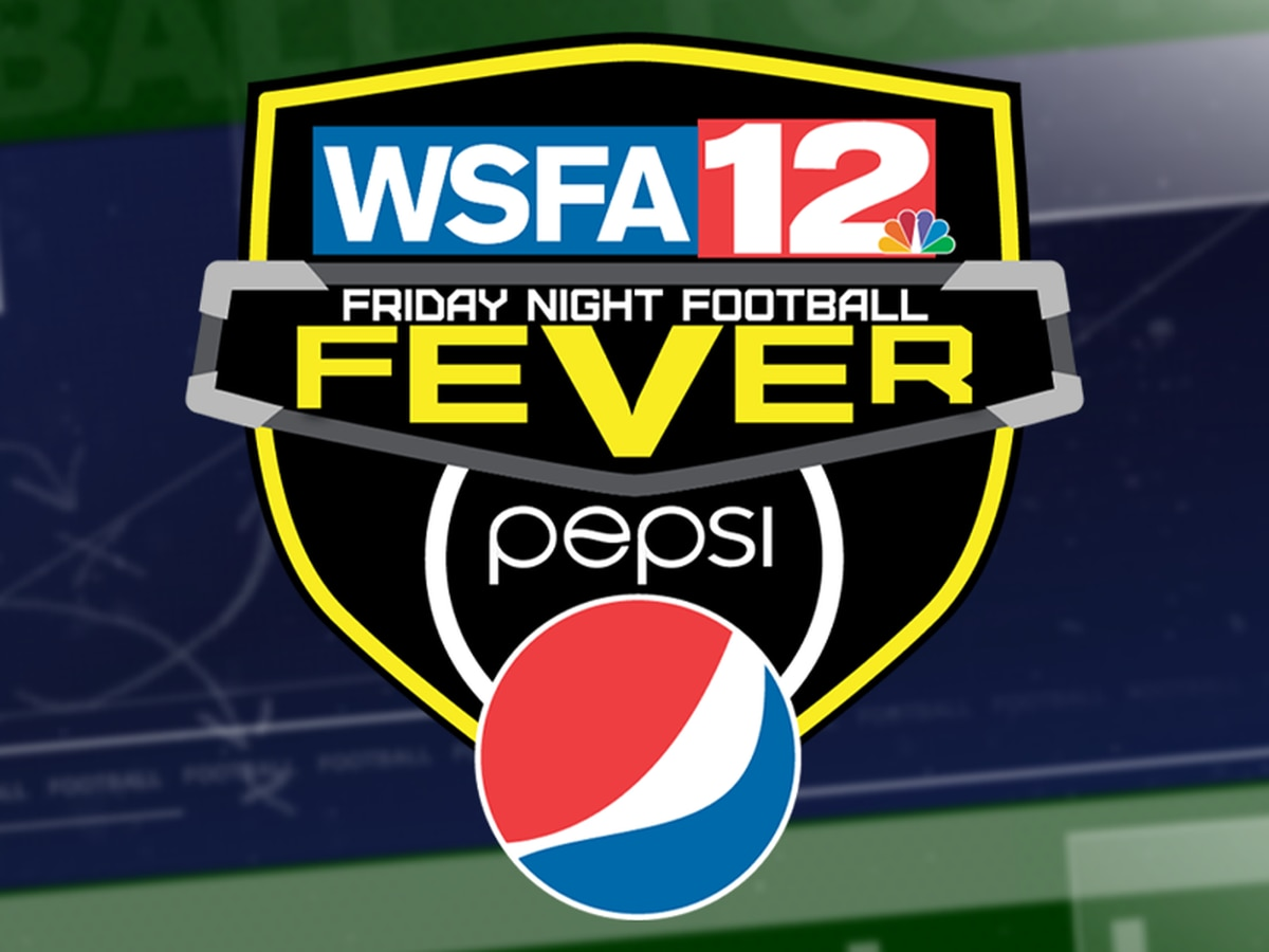 Friday Night Football Fever: Week 8
