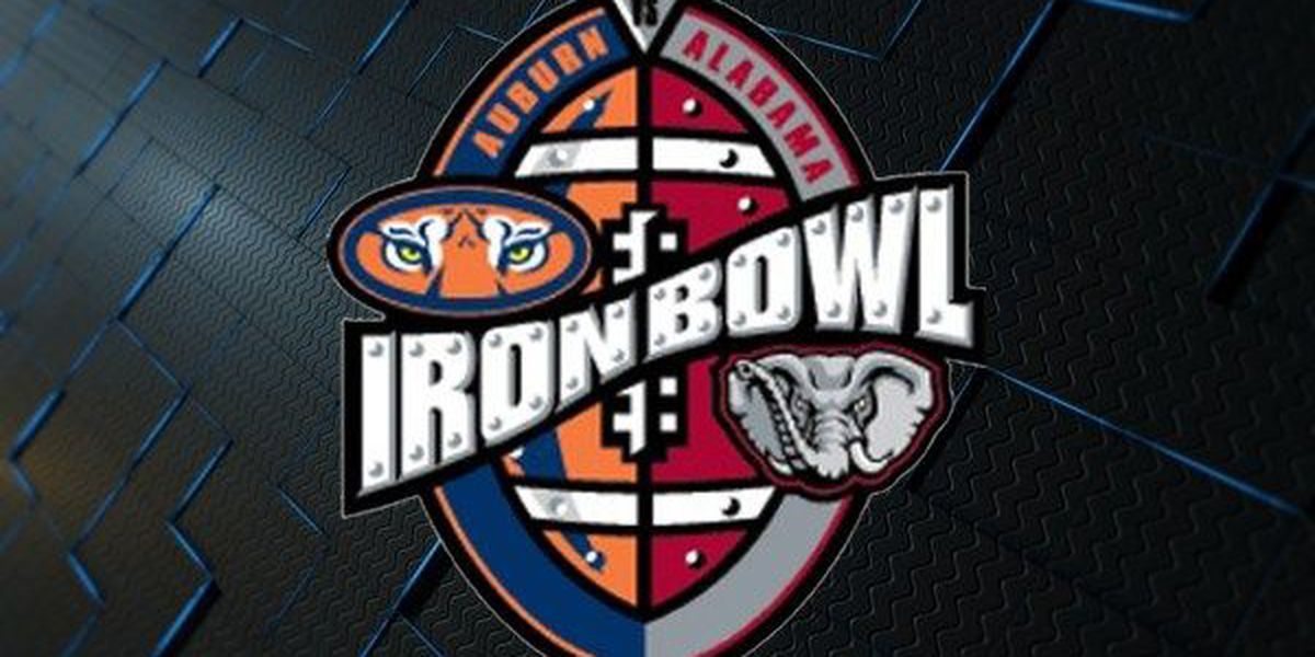 Time set for kickoff in 2017 Iron Bowl