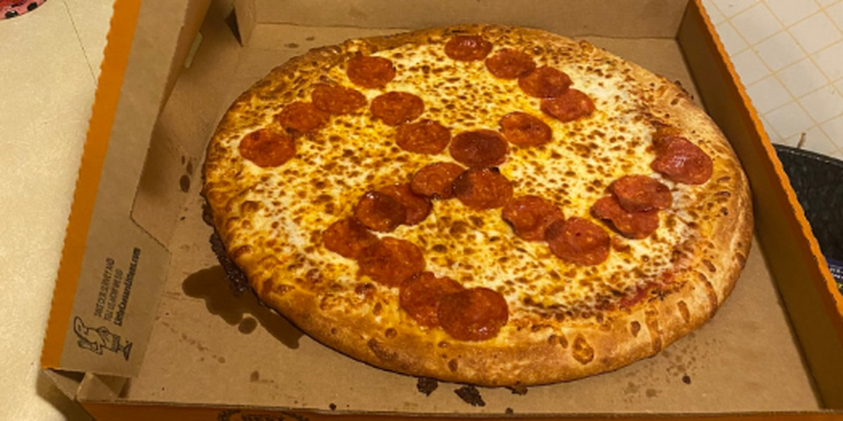 2 Brook Park, Ohio Little Caesars workers fired after putting swastika sign on couple's pizza