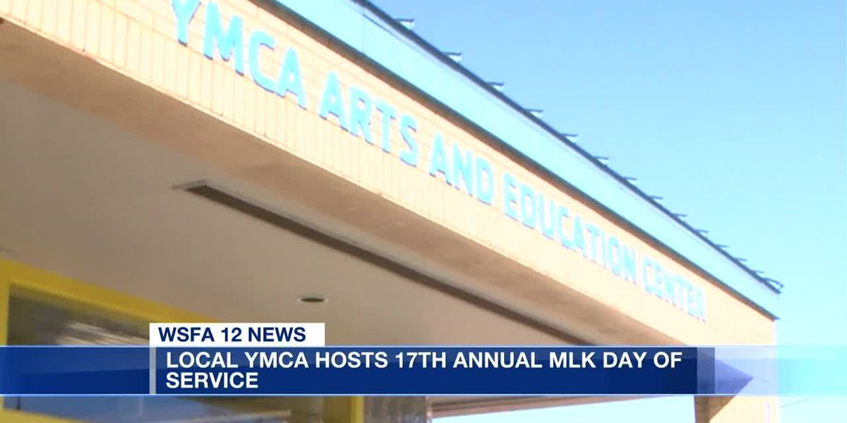 Local YMCA hosts 17th annual MLK Day of Service