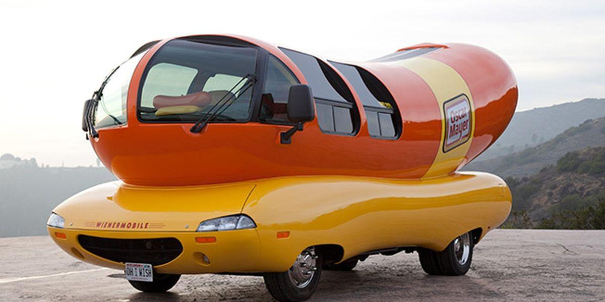 Oscar Mayer Wienermobile coming to cities around Montgomery