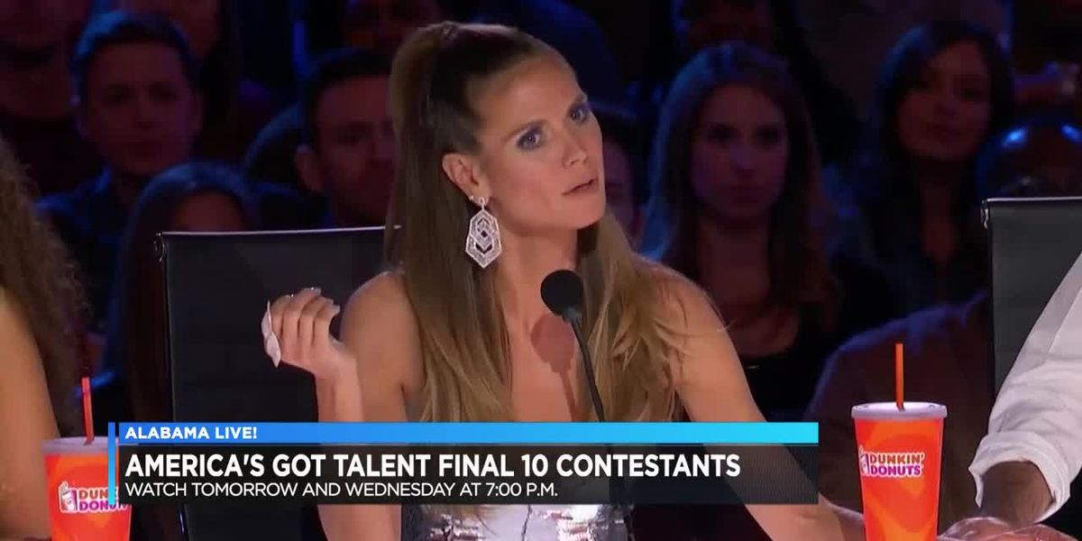 Finalists of America's Got Talent speak on Alabama Live!