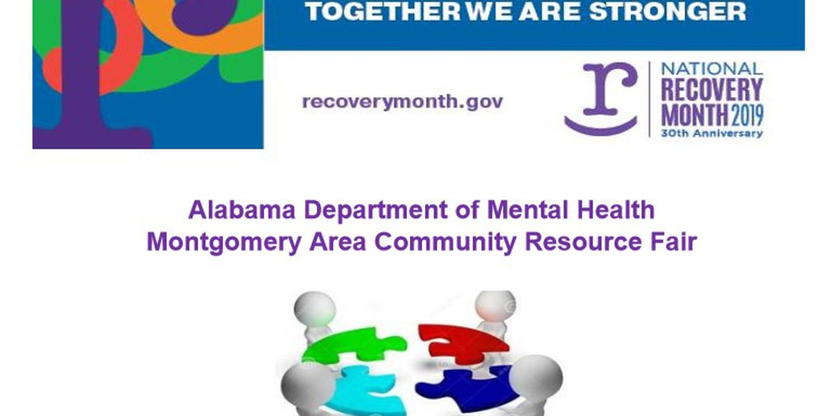 ADMH brings resources, vendors to Montgomery for National Recovery Month