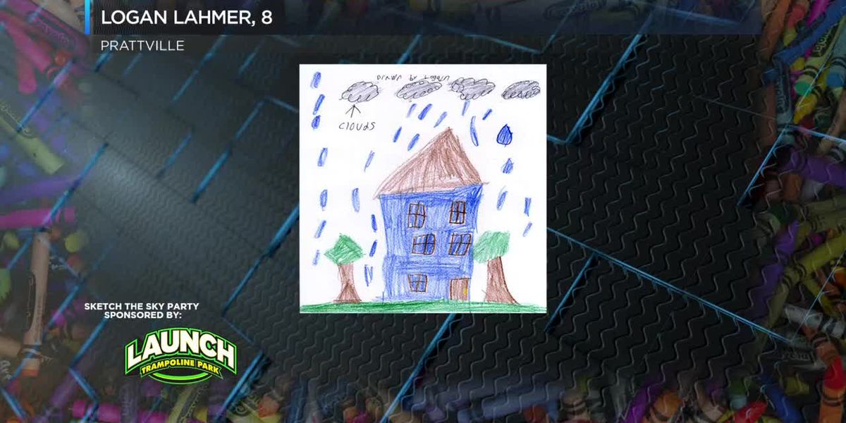 Sketch the Sky winner: Logan Lahmer
