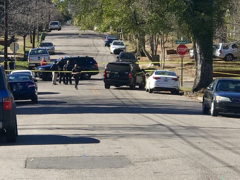 Man injured Monday in Montgomery shooting