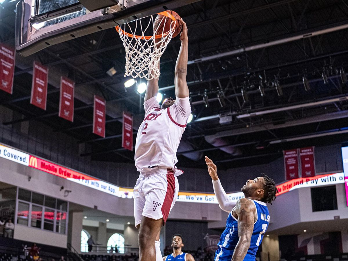 Troy gets big win at home over conference leader Georgia State