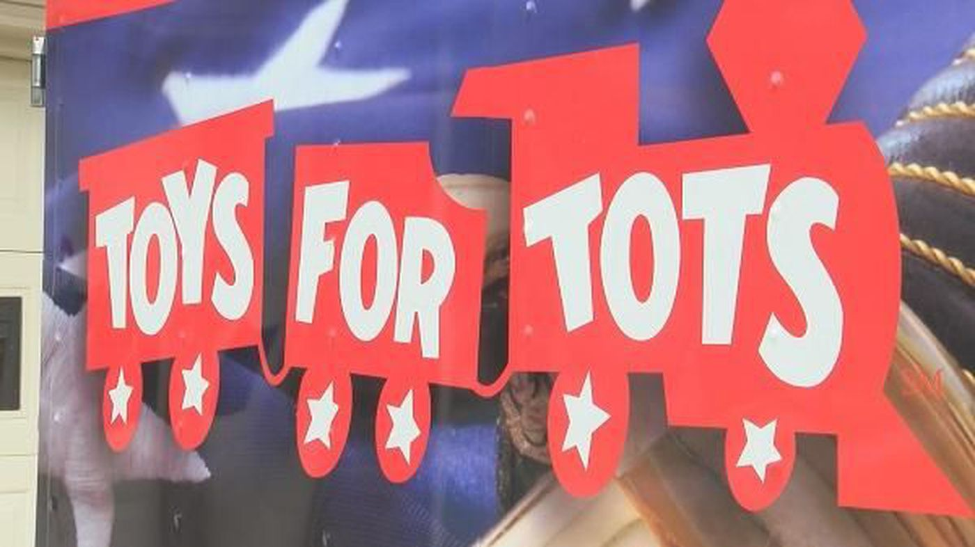 Offical Logo For Toys For Tots : Future of toys for tots in the wiregrass uncertain