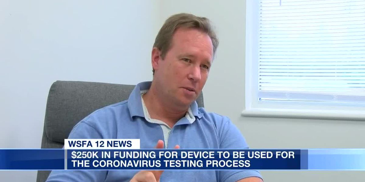 Funding put towards breakthrough coronavirus test device