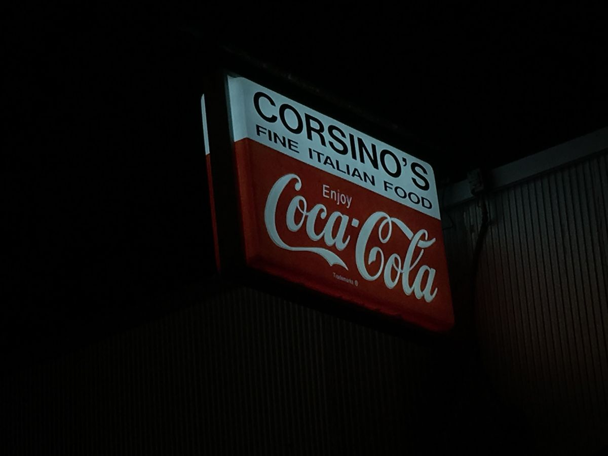 Longtime Montgomery Italian restaurant Corsino's closing