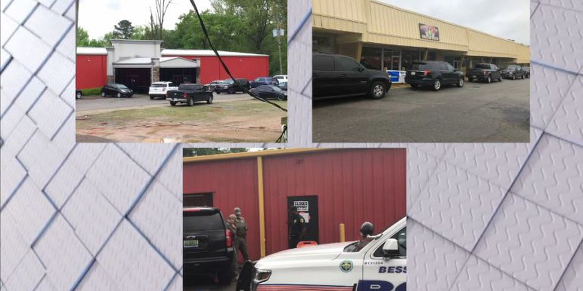 Several gaming halls raided Tuesday in Jefferson County