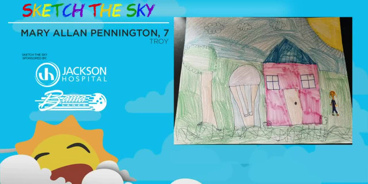 Sketch the Sky winner: Mary Allan Pennington