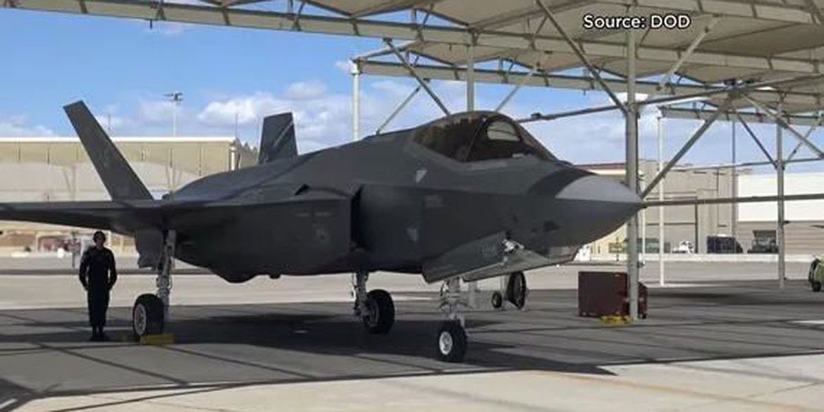 F-35A fighter jet program coming to Montgomery