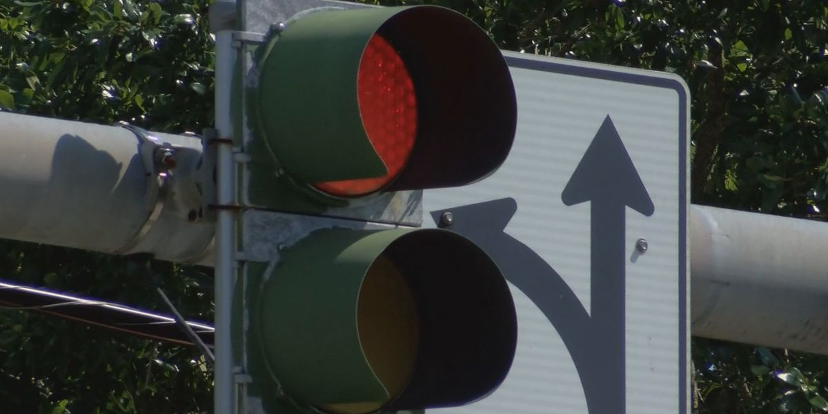 Survey finds Ala. drivers more likely to speed through yellow light