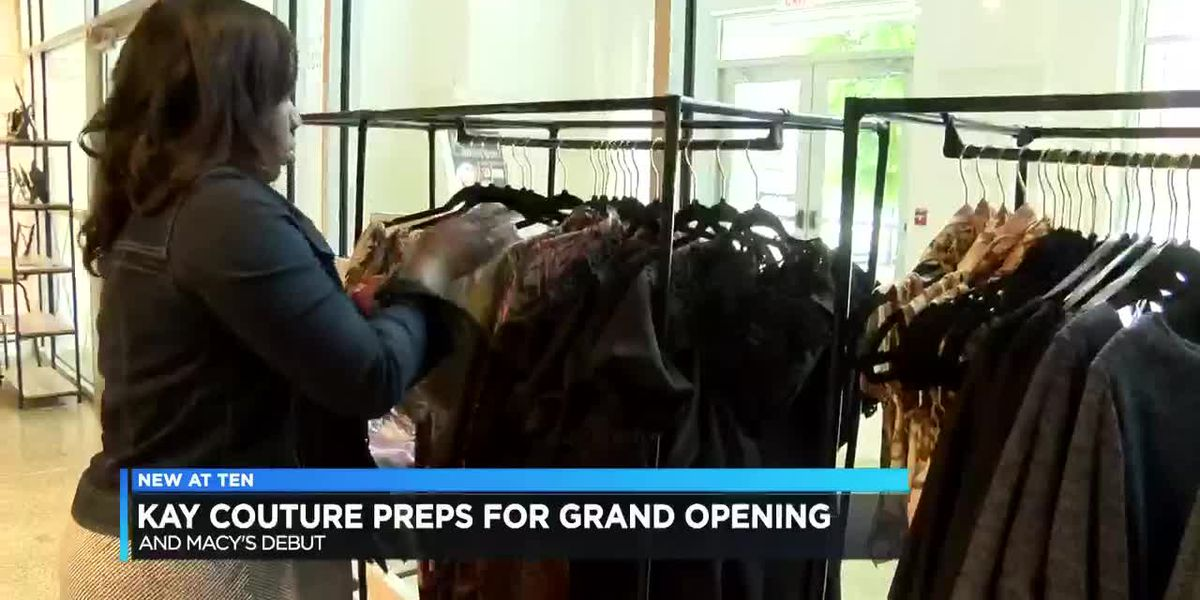 Kay Couture preps for grand opening