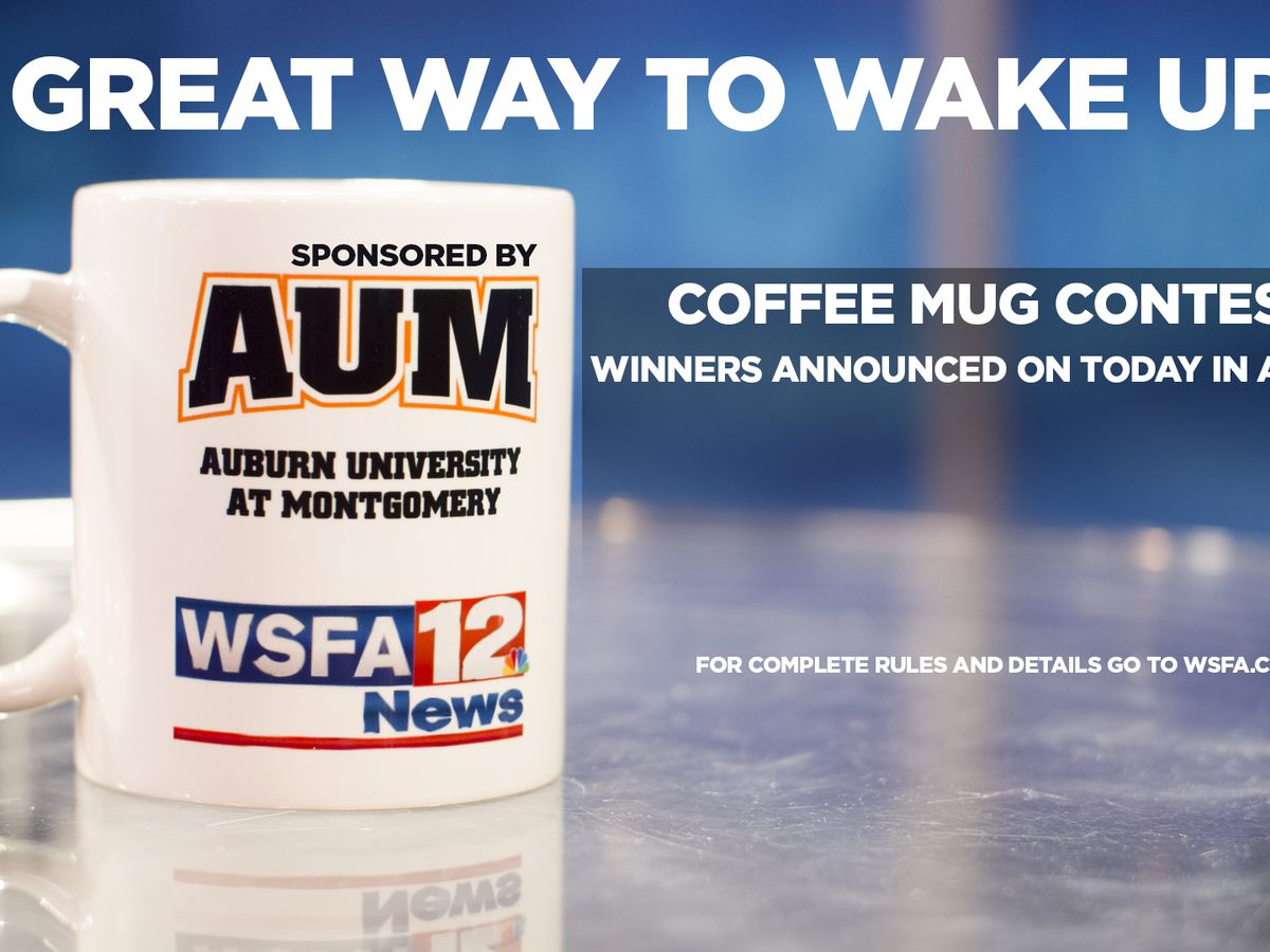 Today in Alabama Coffee Mug Contest