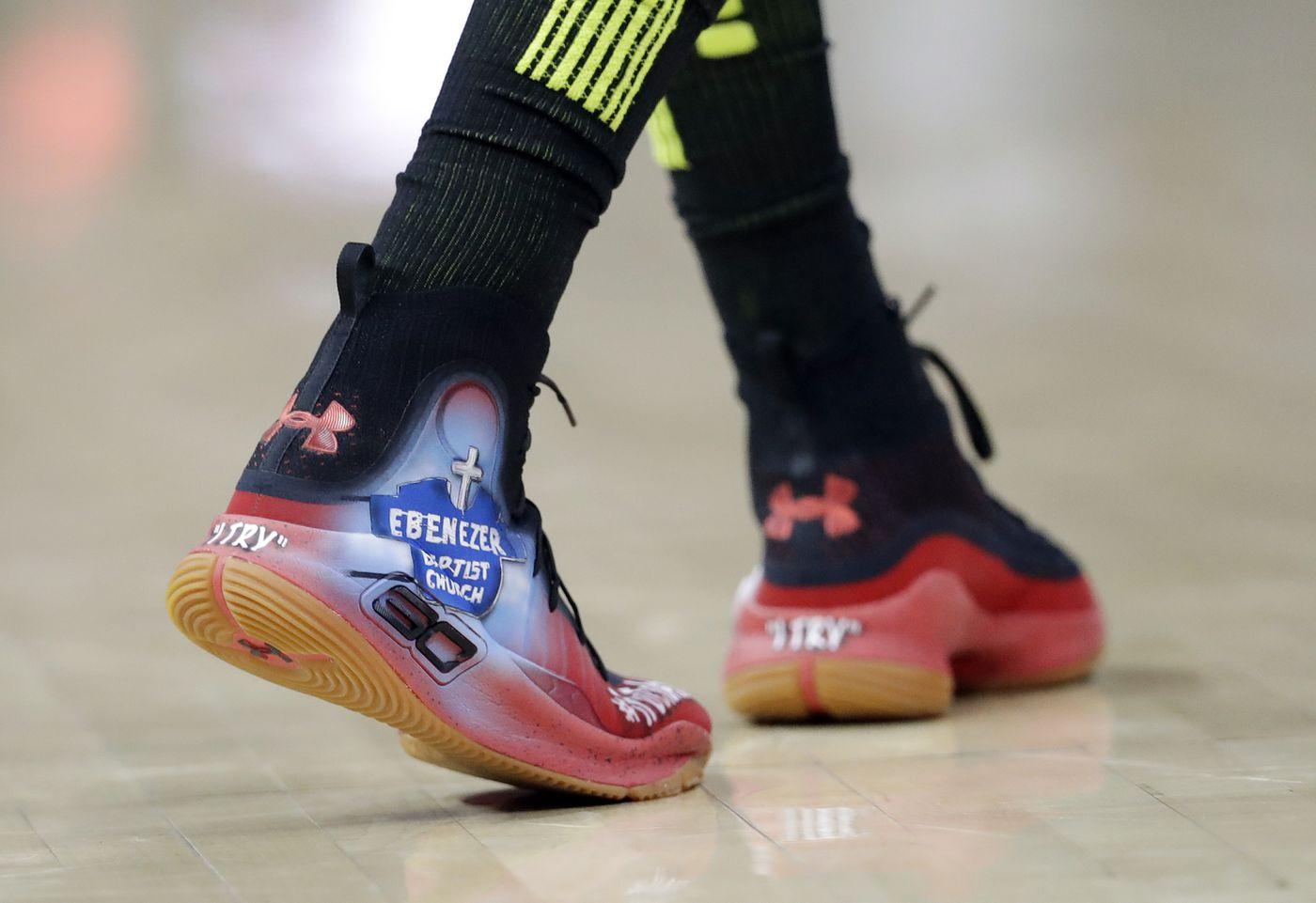 b760ba991e6a Nike s Kaepernick campaign signals change in shoe politics