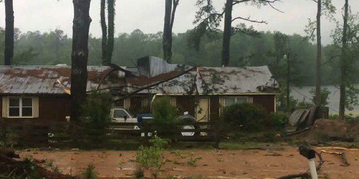 First Alert: Tornado watch until 9 tonight, rain lingers late tonight