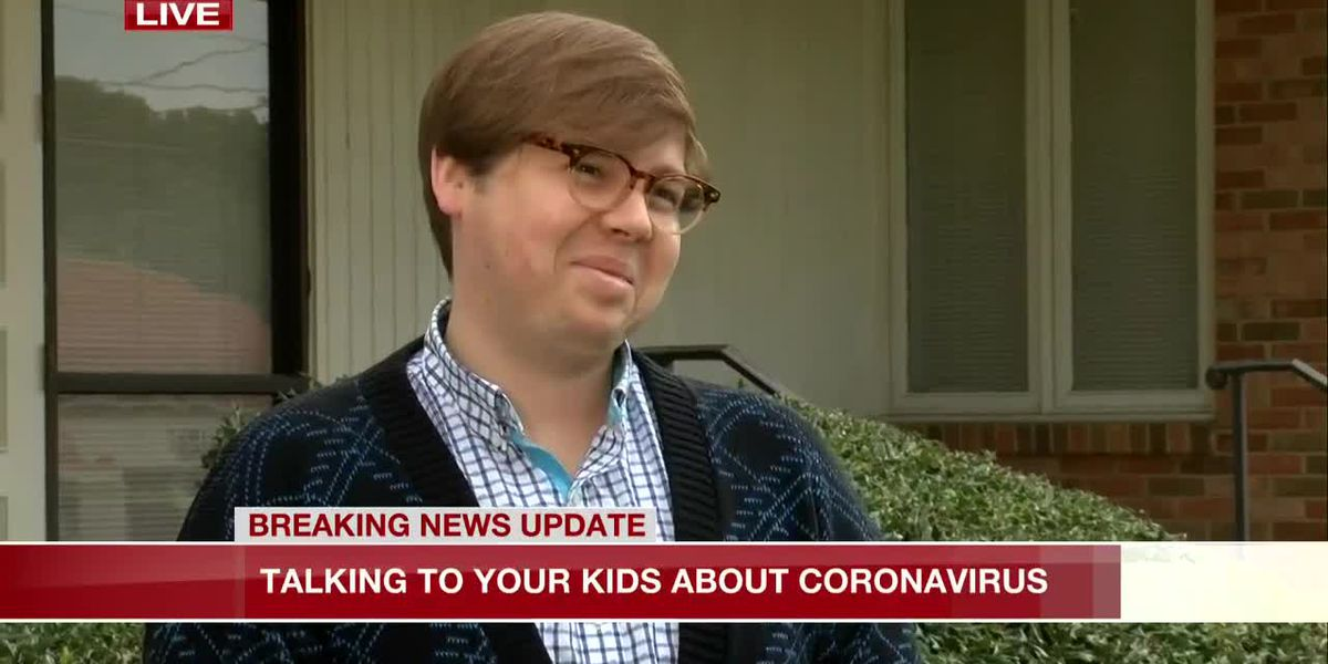 Talking to your teens about the coronavirus
