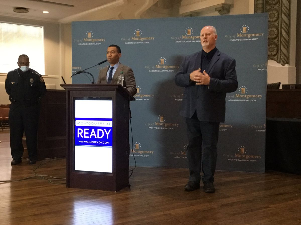 Montgomery mayor to hold briefing on COVID-19