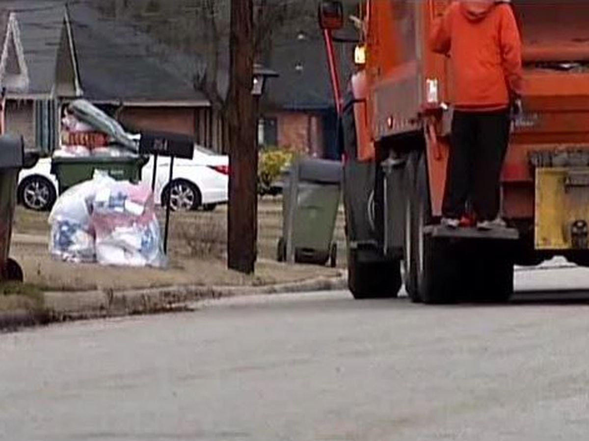 Montgomery sanitation workers could soon receive hazard pay