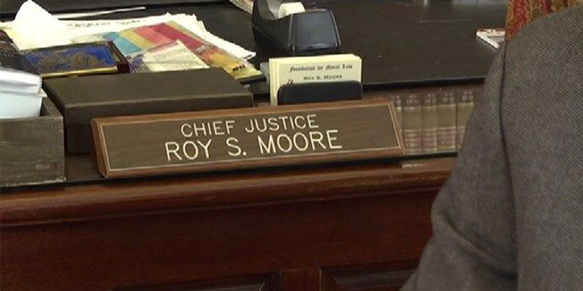 Panel of retired judges to hear suspended Chief Justice Roy Moore's appeal