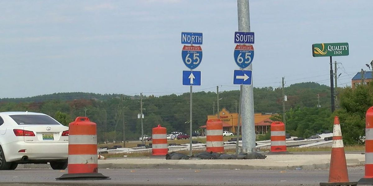 Calera bridge project 'on schedule' to be complete by end of year