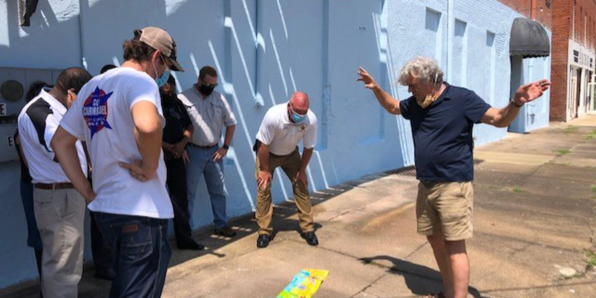 County Road 12: Community mural bringing Selma together