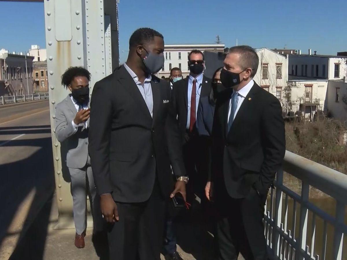 Israeli ambassador's US tour includes stops in Selma, Montgomery
