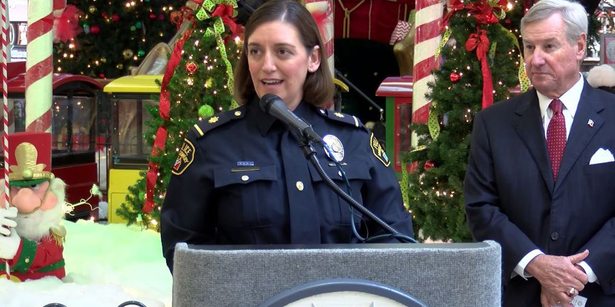 Montgomery police stepping up security around shopping centers for the holidays