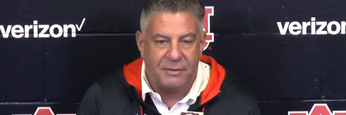 Bruce Pearl talks about fan support ahead of Georgia game