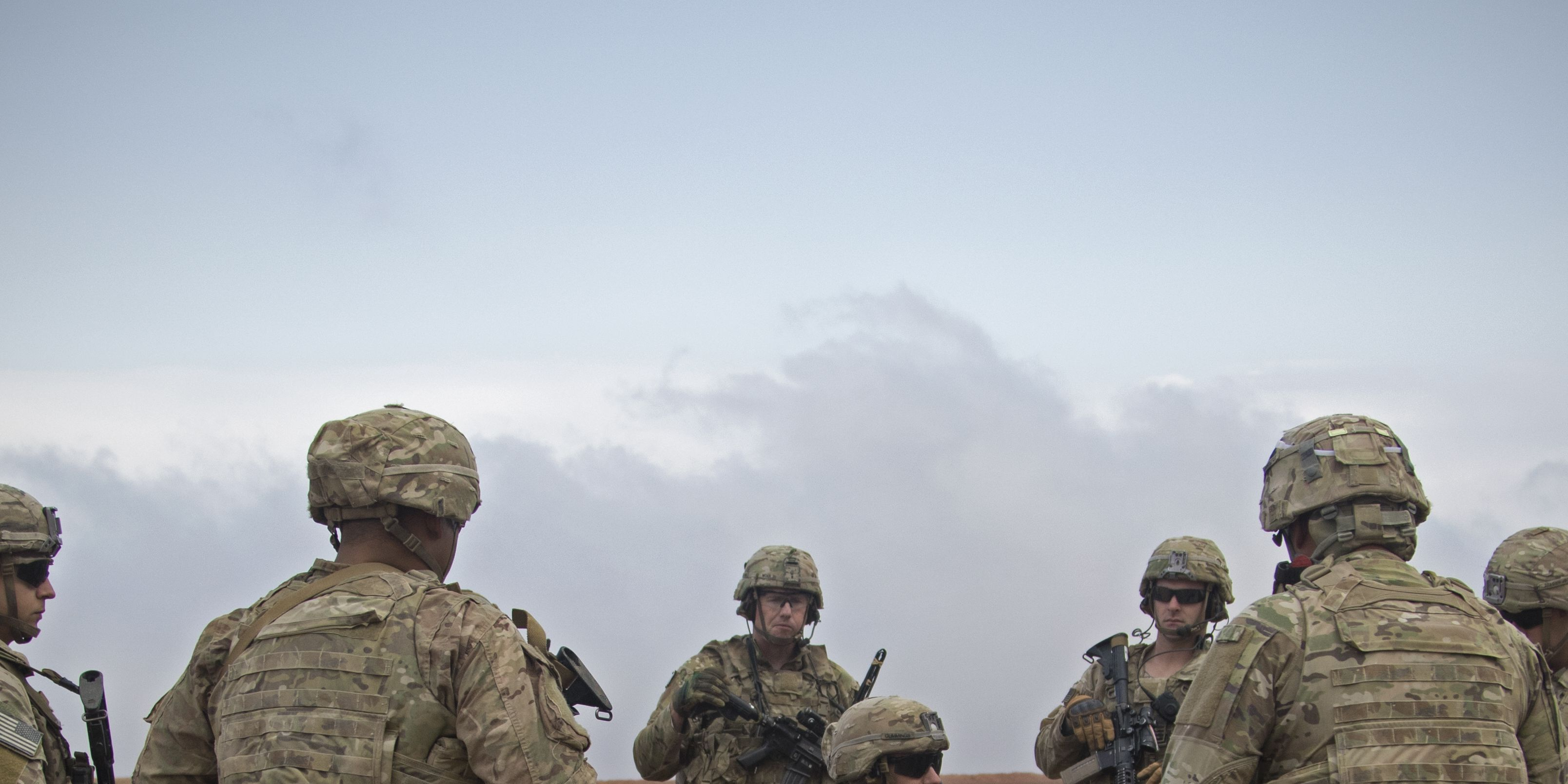 White House says 200 American troops will remain in Syria