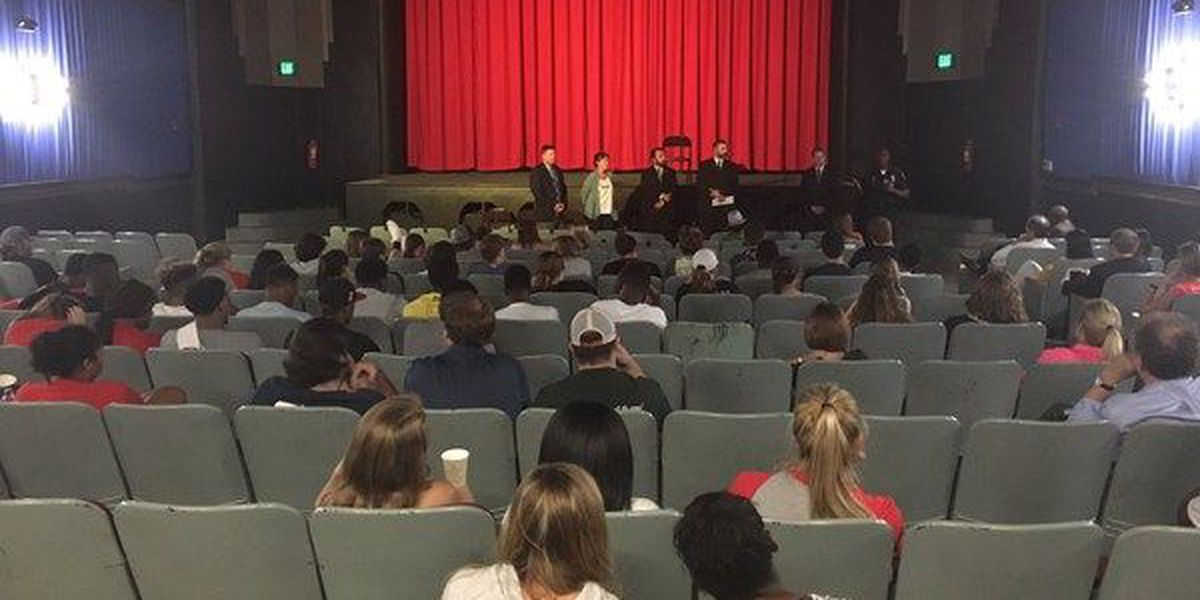 Heroin addiction documentary 'Chasing the Dragon' screened in Montgomery