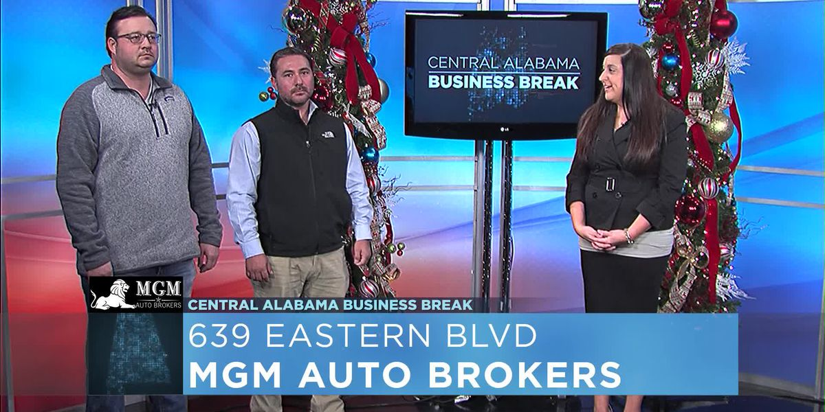 Central Alabama business Break- MGM Auto Brokers