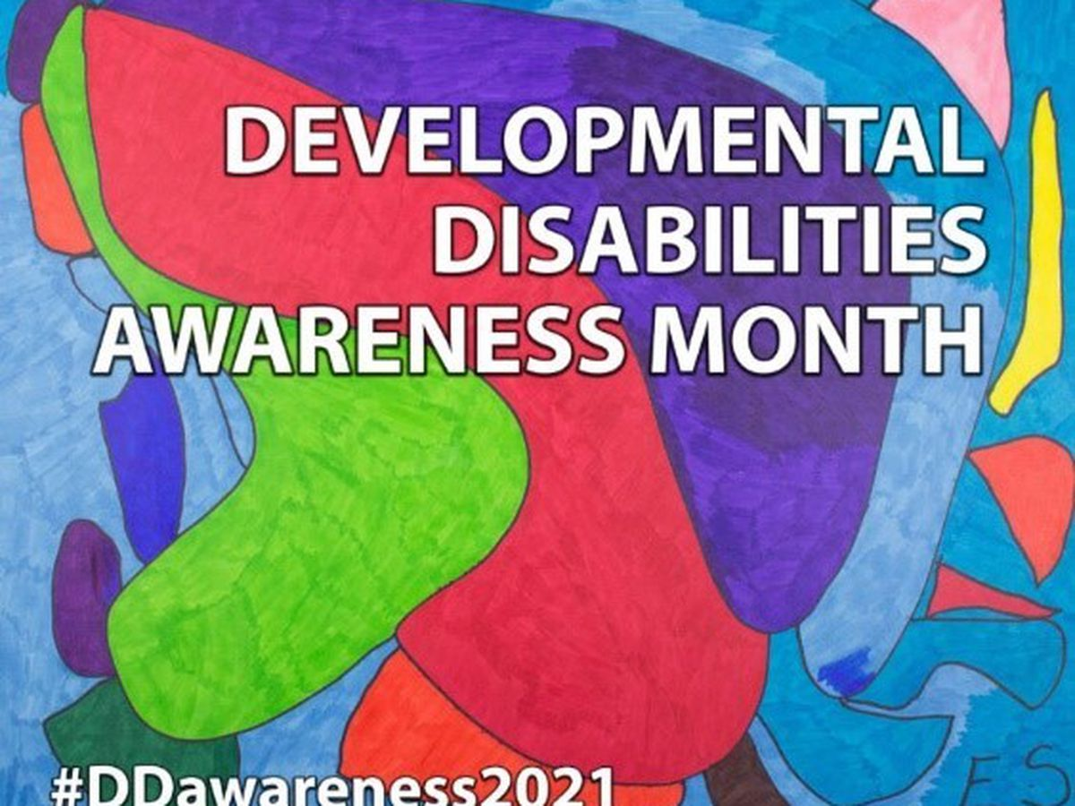 Alabama Department of Mental Health celebrates National Developmental Disabilities Awareness Month