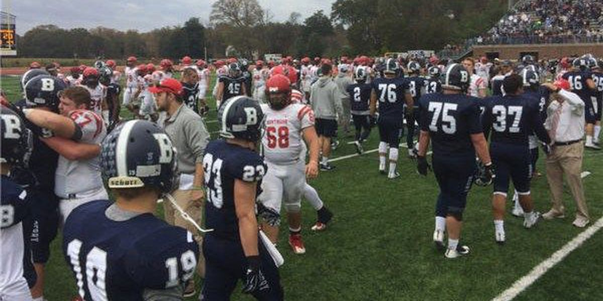 Huntingdon falls to Berry in first round of D-III playoffs