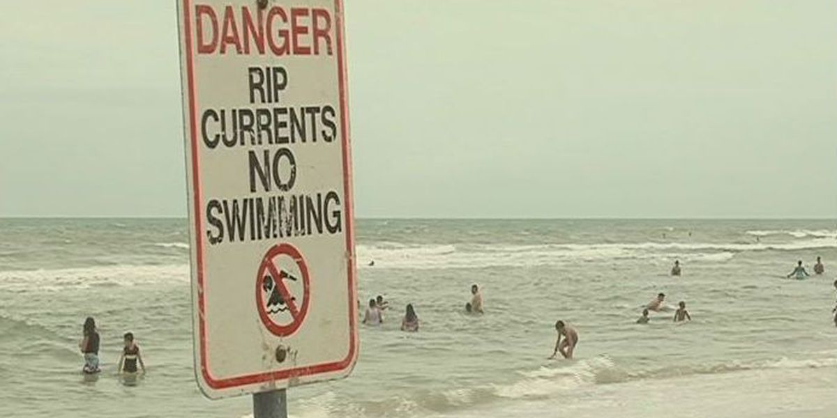 New for 2021: weather model can now predict hourly rip current threat