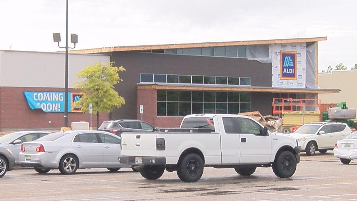 ALDI prepares to open Montgomery storefront