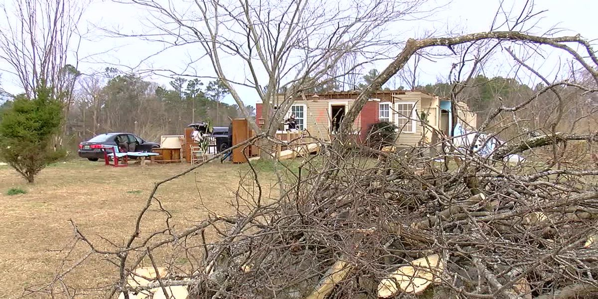 Community helping woman who lost home and husband in same week