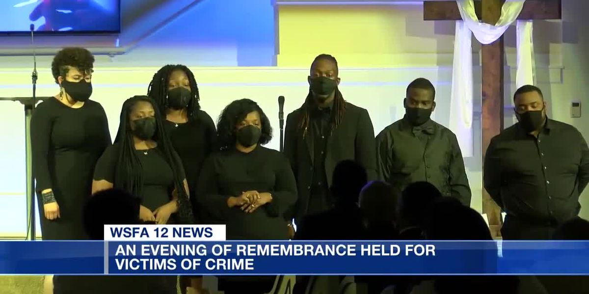 An Evening of Remembrance held for crime victims