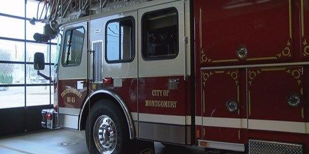 Fire truck overhauls breathing new life into Montgomery's fleet
