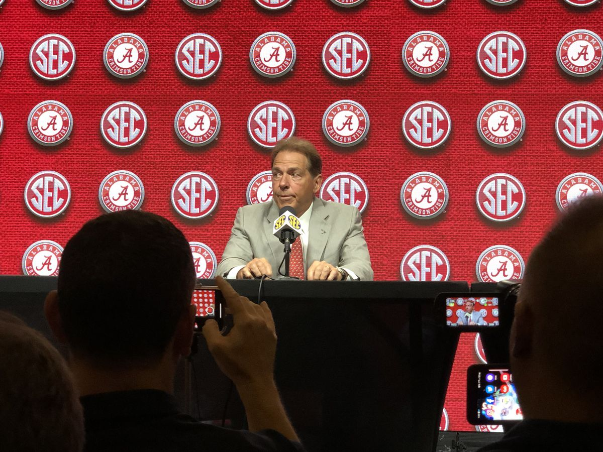 How the Crimson Tide put title game loss behind them, or did they?