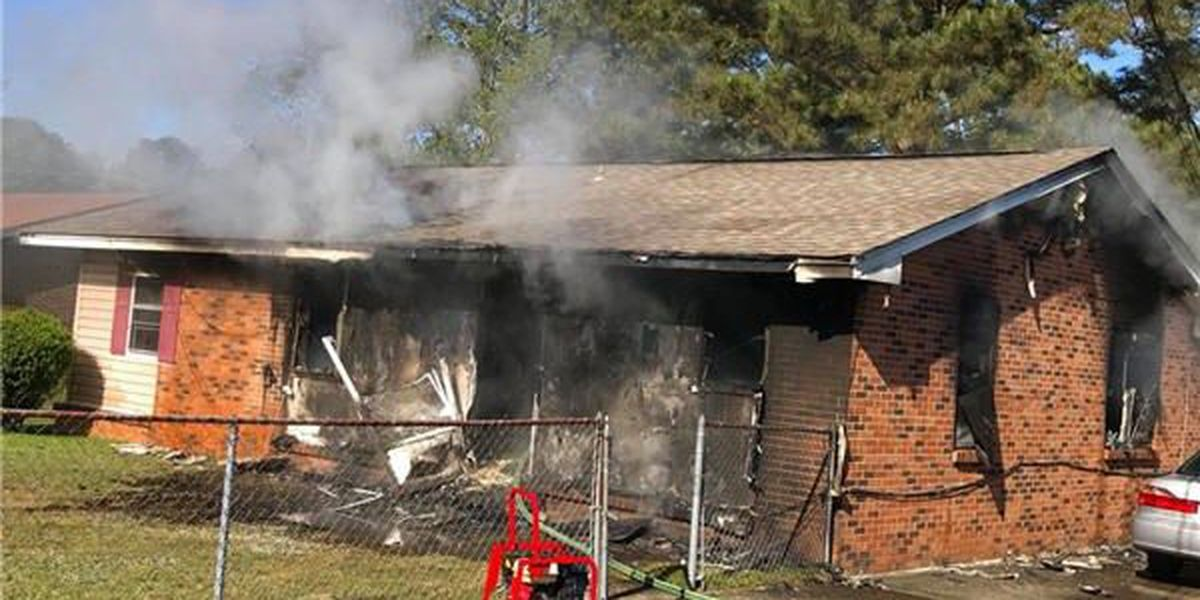 MFR extinguishes Wares Ferry Road house fire