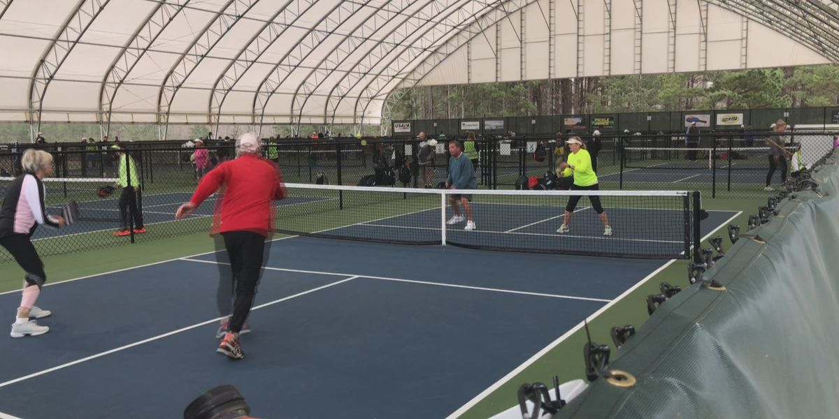 'Paddles at the Plex' showcases Opelika's growing Pickleball community