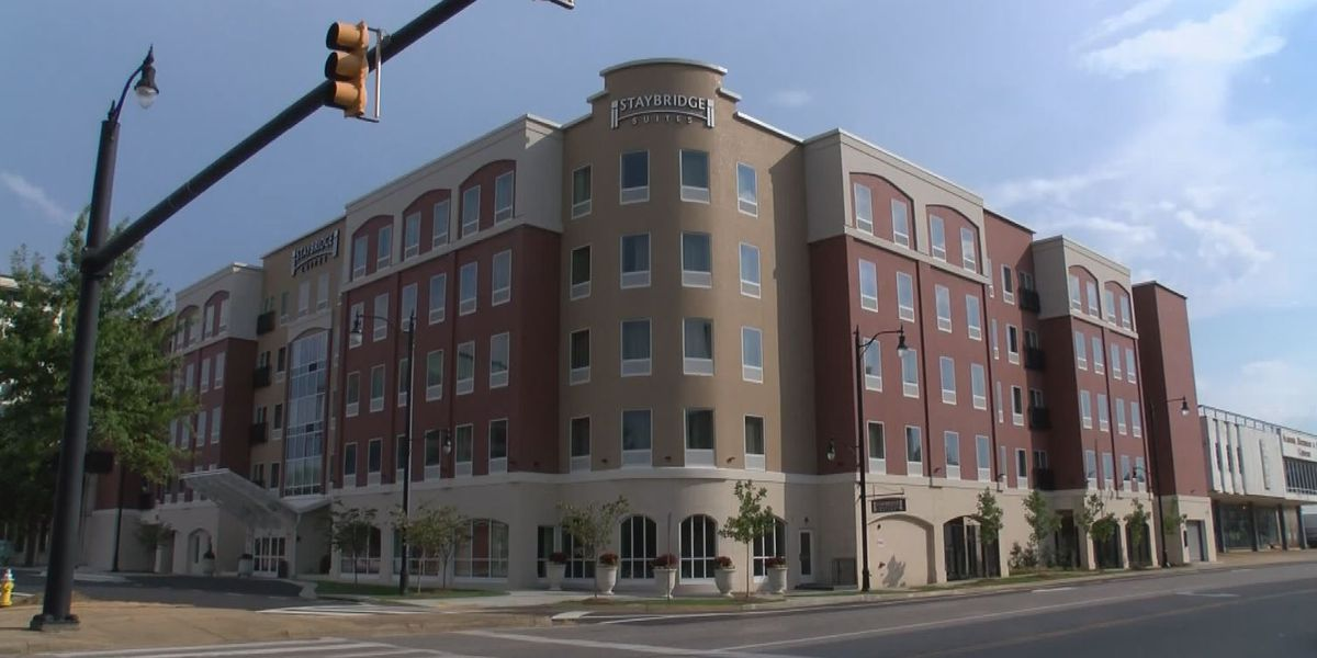 New hotel open in downtown Montgomery part of booming market
