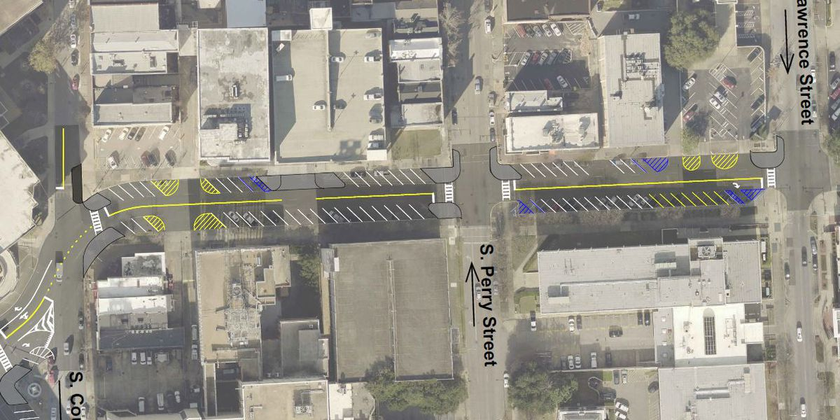 Portions of Washington Avenue to be converted into two-way traffic