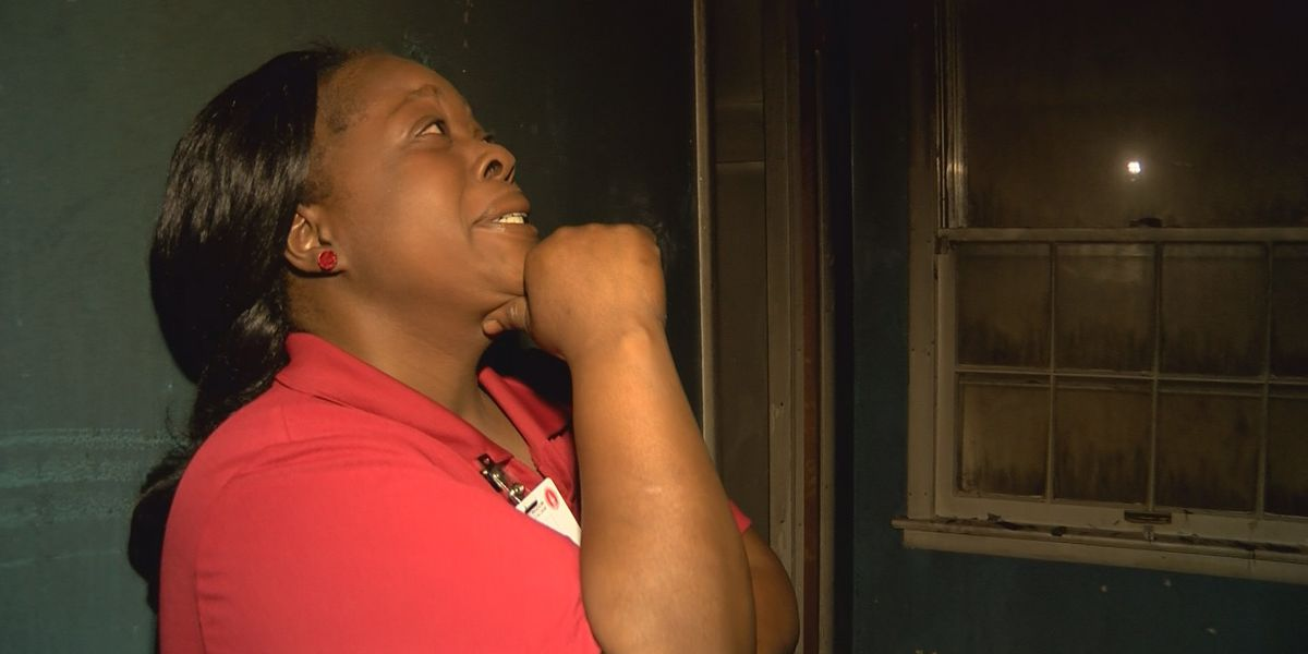 Montgomery woman speaks after deadly house fire