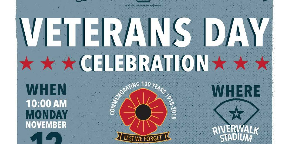 Pike Road, Montgomery to hold ceremonies honoring veterans