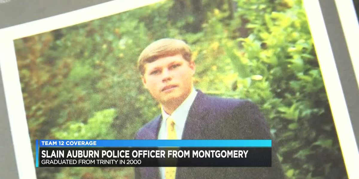 Slain Auburn officer attended Montgomery school